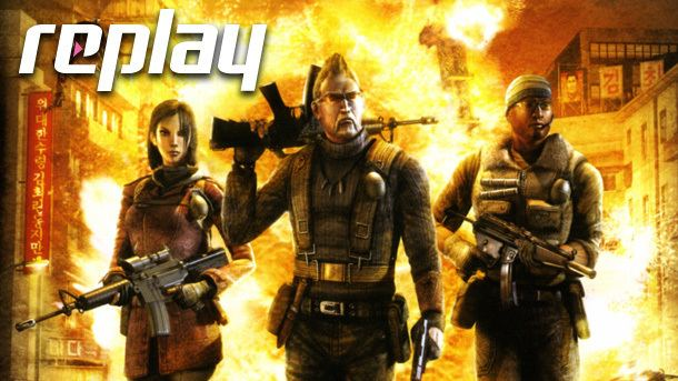 Mercenaries: Playground of Destruction Replay Mercenaries Playground Of Destruction Features www