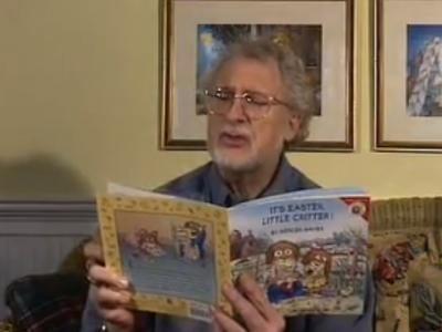 Mercer Mayer Mercer Mayer reads Just A Snowman Story 446 Hooray It