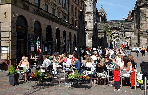 Merchant City Spotlight on Glasgow39s Merchant City The List