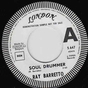 Mercy Baby Ray Barretto Soul Drummers Mercy Mercy Baby Vinyl at Discogs