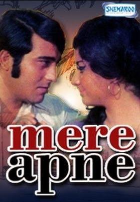 Mere Apne 1971 Hindi Movie Watch Online Filmlinks4uis