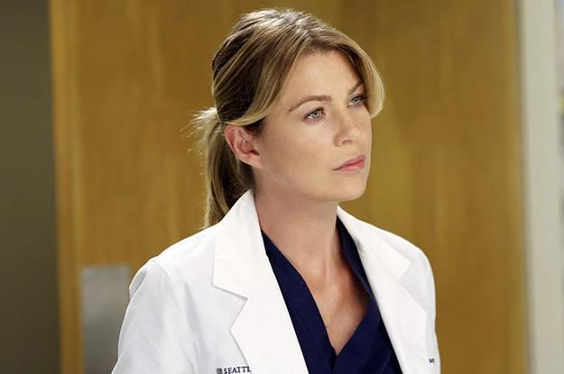 Meredith Grey 8 Times Meredith Grey Beat The Odds On quotGrey39s Anatomyquot