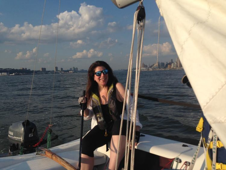 Meredith Ochs Free Sailin with Meredith Ochs Boating Times