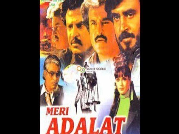 Rajinikanth BDay Spl 27 Must Watch Bollywood Films Of The