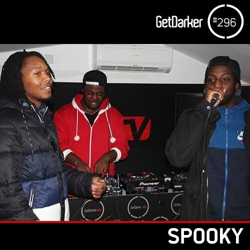Merky ACE DJ Spooky MCs Capo Lee Merky Ace GetDarkerTV 297 MC Kie