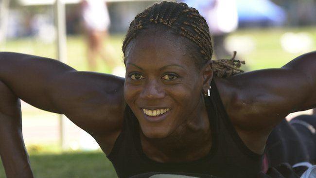 Merlene Ottey Former sprint queen Merlene Ottey chases spot on Slovenian