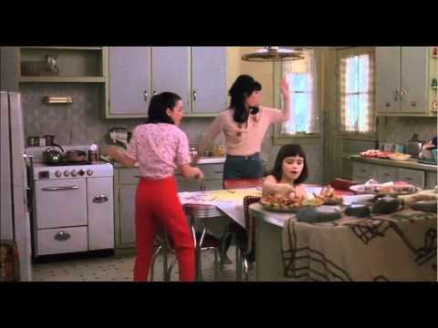 Mermaids (1990 film) Mermaids If You Wanna Be Happy ending movie scene 1990 YouTube