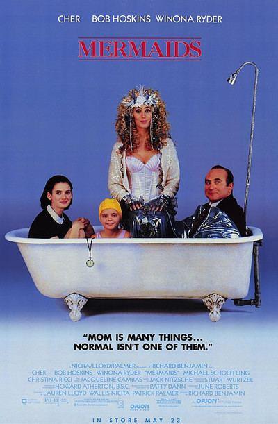 Mermaids (1990 film) Mermaids Movie Review Film Summary 1990 Roger Ebert