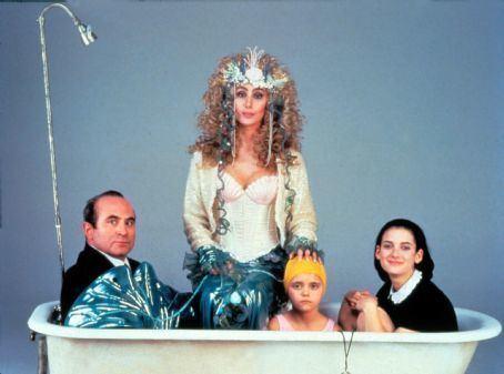 Mermaids (1990 film) Famous Mermaids in Movies and TV ScreenPicks