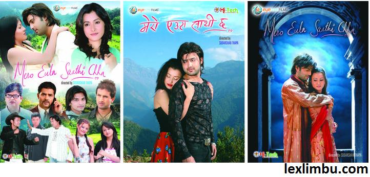 Mero Euta Saathi Chha Mero Euta Saathi Cha on DVD Original Lexlimbu