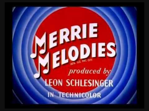 Merrie Melodies Merrie Melodies Openings and Endings 19351966 PL v10 YouTube