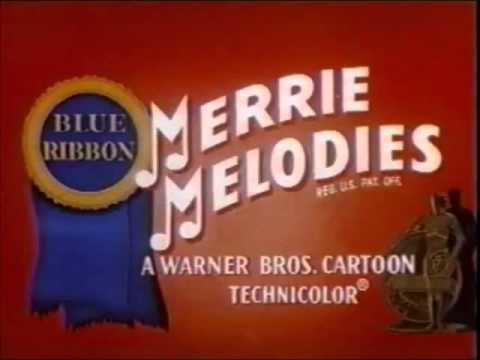 Merrie Melodies Merrie Melodies Looney Tunes intro Opening 4 YouTube