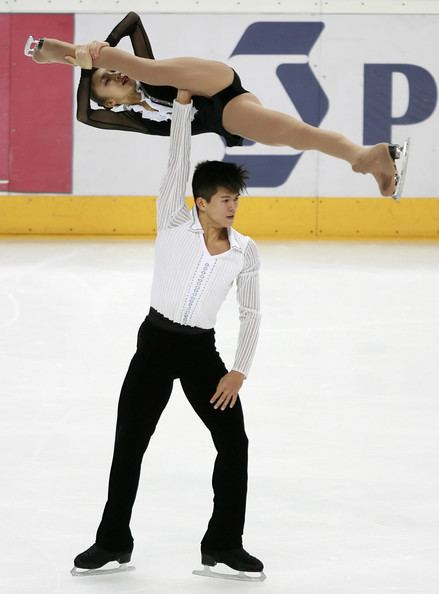 Mervin Tran Mervin Tran Photos ISU Grand Prix of Figure Skating 2010