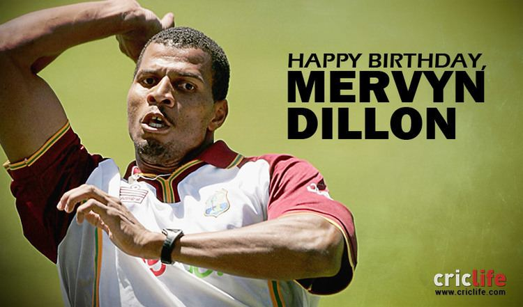 Mervyn Dillon 11 facts about the lanky Caribbean pacer Cricket