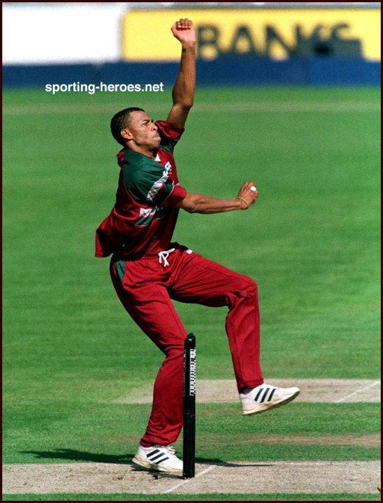 Mervyn Dillon Test Record West Indies