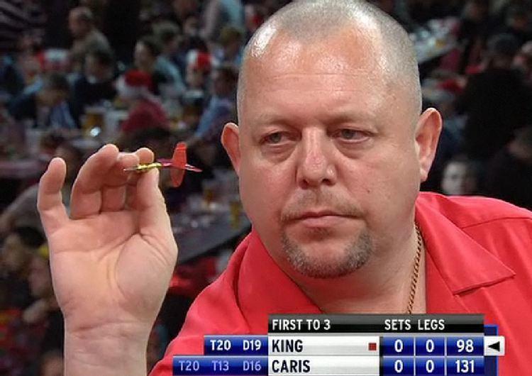 Mervyn King (darts player) PDC Dart WM 2011 die Dart Weltmeisterschaft bei Darts1