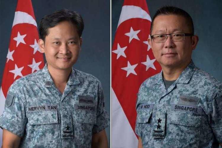 Mervyn Tan Singapore39s air force gets a new chief in March BG Mervyn Tan Wei