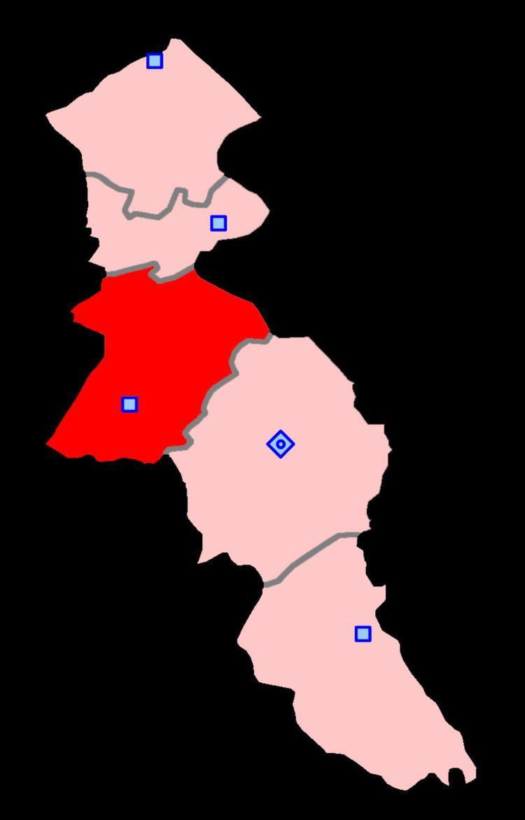 Meshginshahr (electoral district)
