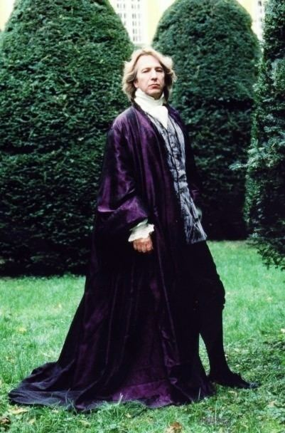 Mesmer (film) Alan Rickman MesmerSnape never looked so cool Harry Potter