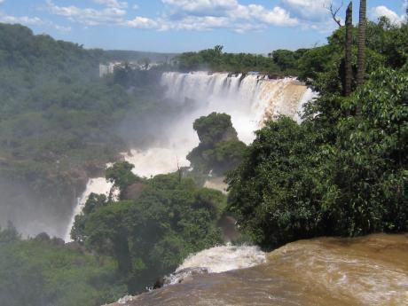 Mesopotamia, Argentina Iguazu National Park national park in Mesopotamia Argentina travel