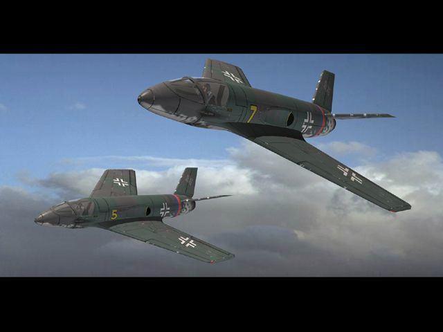 Messerschmitt P.1112 - Alchetr...