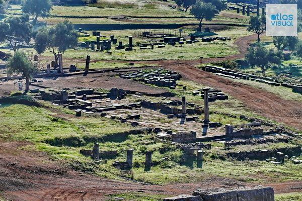 Messini Beautiful Landscapes of Messini