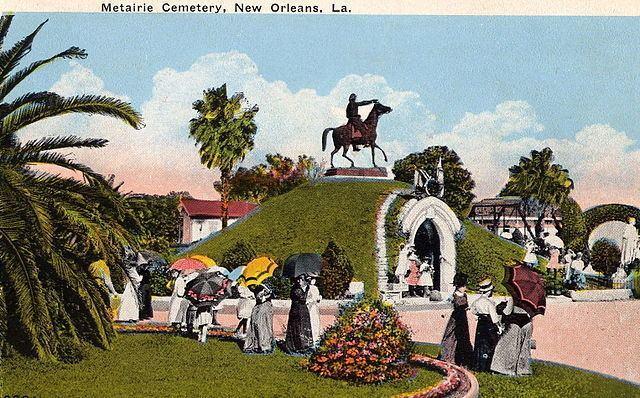 Metairie, Louisiana in the past, History of Metairie, Louisiana