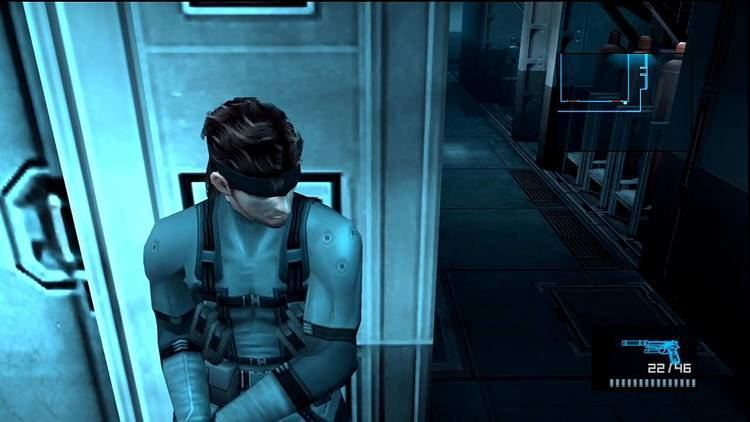 Metal Gear Solid 2: Sons of Liberty - Alchetron, the free