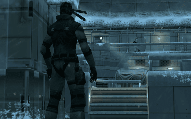 Metal Gear Solid: The Twin Snakes Silicon Knights Studio Founder Says Metal Gear Solid The Twin