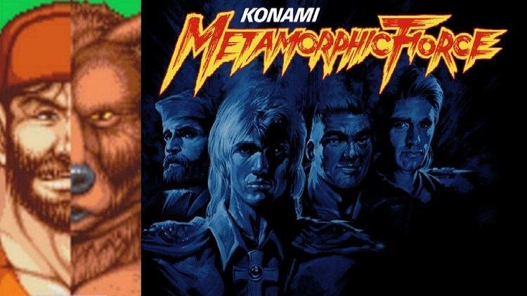 Metamorphic Force Metamorphic Force Ivan Arcade YouTube