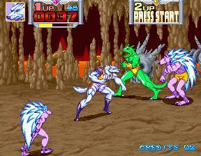 Metamorphic Force Metamorphic Force Videogame by Konami