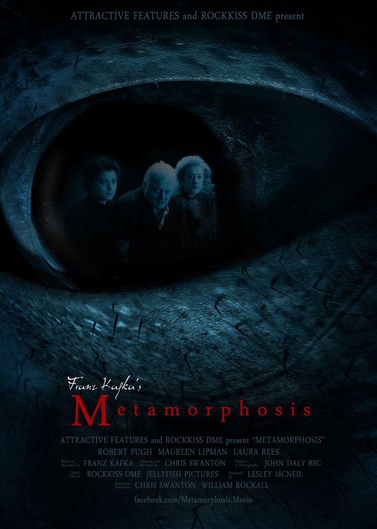 Metamorphosis (2012 film) Official Poster Metamorphosis Undead Backbrain