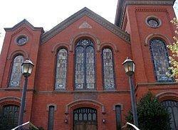 Methodist Episcopal Church (Madison, New Jersey) httpsuploadwikimediaorgwikipediacommonsthu
