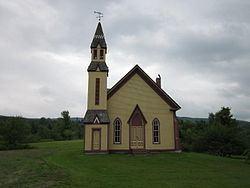 Methodist Episcopal Church (Stannard, Vermont) httpsuploadwikimediaorgwikipediacommonsthu