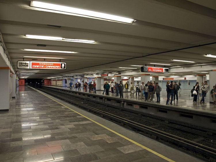 Metro La Villa-Basílica