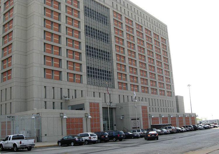 Metropolitan Detention Center, Brooklyn