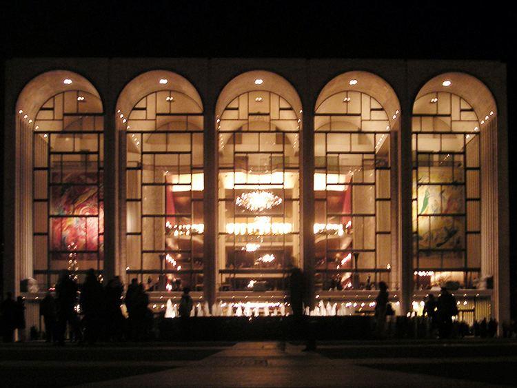 Metropolitan Opera House (Lincoln Center)