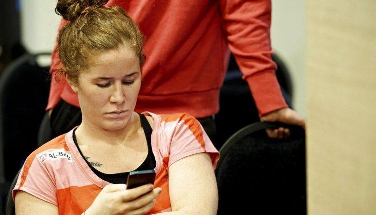 Mette Gravholt Video Gravholt klar til et trin op Viborg HK viborg