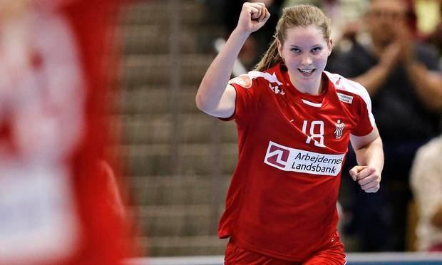 Mette Tranborg Ung SK Aarhusspiller gider ikke lngere vre et talent Sport Aarhus