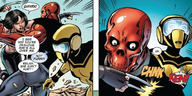 Mettle (comics) Mettle screenshots images and pictures Comic Vine