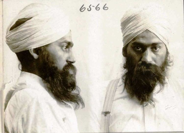 Mewa Singh Shaheed Bhai Mewa Singh Khalsa Diwan Society Vancouver