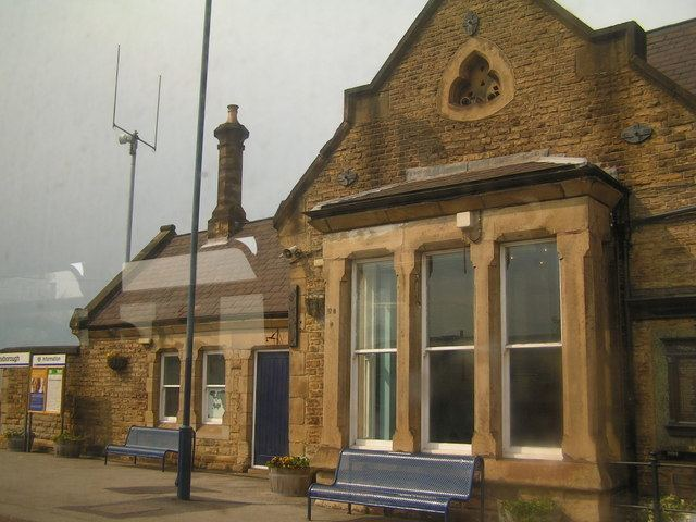 Mexborough railway station