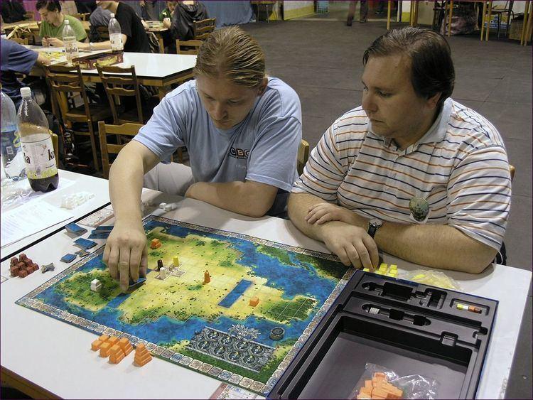 Mexica (board game)