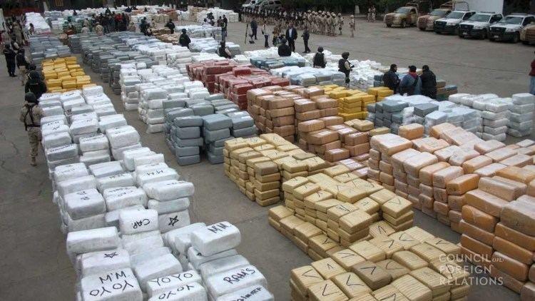 Mexican Drug War Mexico39s Drug War YouTube