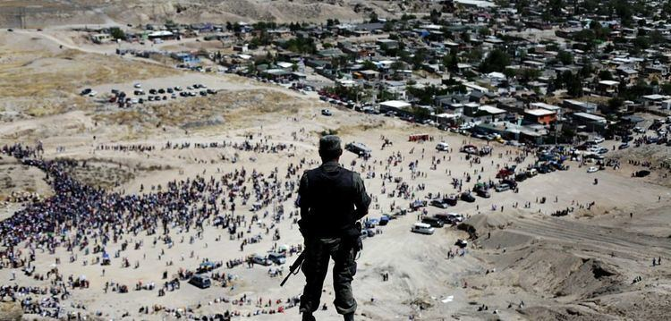 Mexican Drug War 10 Facts about Mexico39s Drug War BORGEN