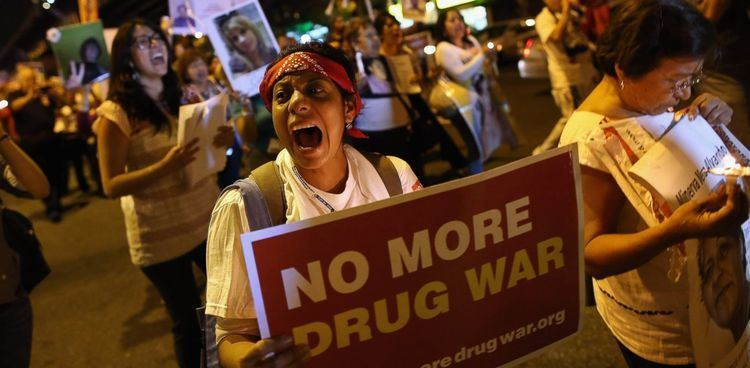 Mexican Drug War Mexico Drug War Policy Said to Increase Homicides ABC News