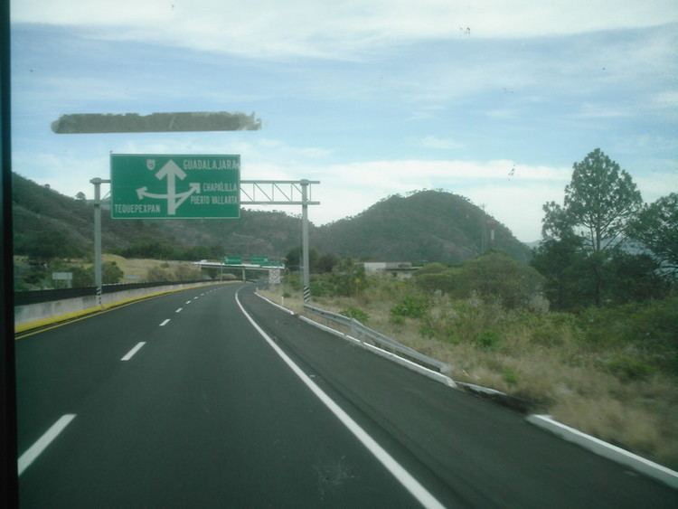 Mexican Federal Highway 15