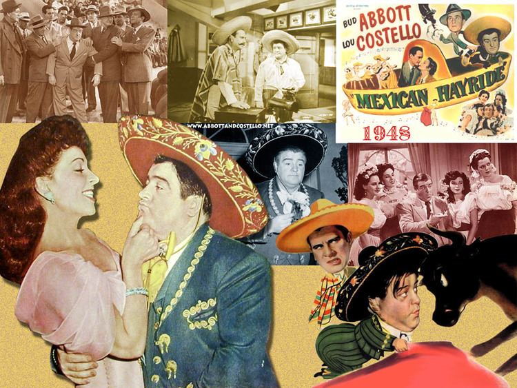 Mexican Hayride Abbott Costello images Mexican Hayride HD wallpaper and background