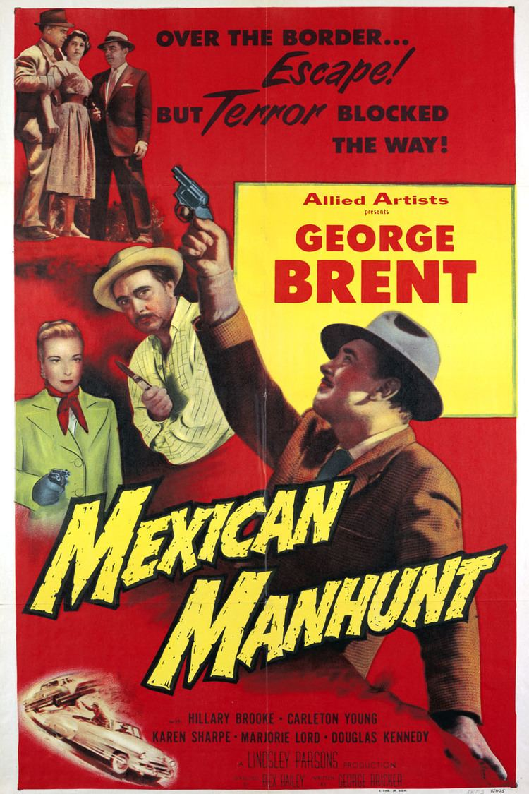 Mexican Manhunt wwwgstaticcomtvthumbmovieposters92995p92995