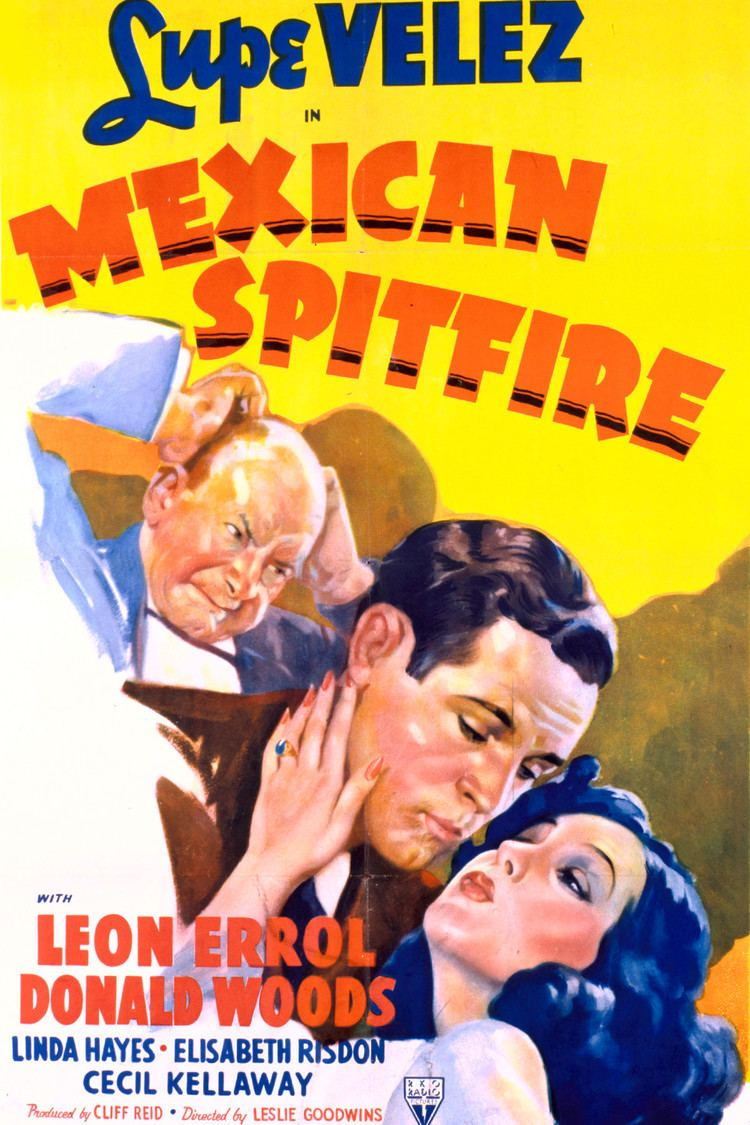 Mexican Spitfire (film) wwwgstaticcomtvthumbmovieposters46241p46241